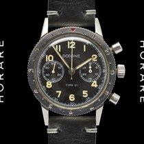 Dodane Type 21, Mark II, French Military Chronograph Valjoux 222