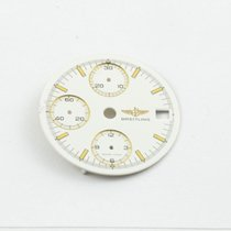Breitling Zifferblatt Dial Für Windrider Chronomat Rar Vintage...