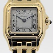 卡地亚 Panthere 18K Gelbgold Box + Papiere