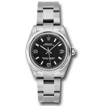 Rolex Oyster Perpetual 31 nuevo Automático Reloj con estuche y documentos originales 177200 bkapio
