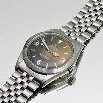 Rolex 1016 tropical gilt dial explorer