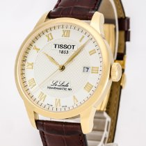 Tissot 39mm Automatic new Le Locle Champagne