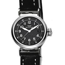 Glycine F 104 Steel 40mm Black Arabic numerals