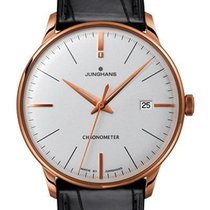 Junghans Meister Chronometer Steel 38mm Silver