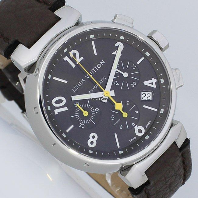 3e5565f51 Relojes Louis Vuitton - Precios de todos los relojes Louis Vuitton en  Chrono24