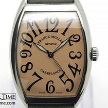 Franck Muller 34mm Automatisk 2010 begagnad Casablanca Rosa