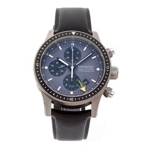 Bremont Chronograph 43mm Automatic pre-owned Boeing Grey