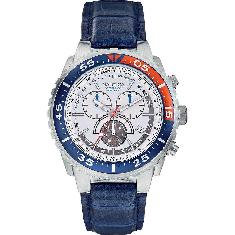 cffa0f063b74 Relojes Nautica - Precios de todos los relojes Nautica en Chrono24