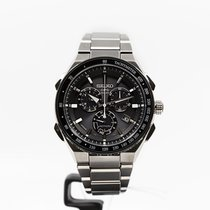 Seiko Astron GPS Solar Chronograph Titan 51.4mm