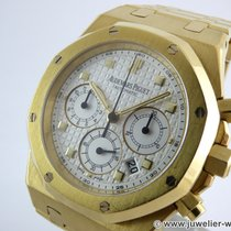 Audemars Piguet 25960BA .OO.1185BA.01 Yellow gold 2006 Royal Oak Chronograph 39mm pre-owned