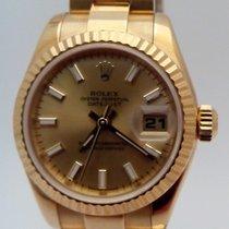 Rolex Lady-Datejust nuevo 2005 Automático Reloj con estuche y documentos originales 179178