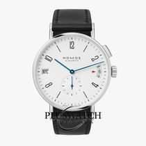 NOMOS Tangomat GMT new 2018 Automatic Watch with original box and original papers 635