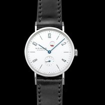 NOMOS Tangente Gangreserve 35mm White United States of America, California, San Mateo