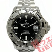 Tudor Steel 41mm Automatic 89190P pre-owned