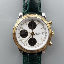 Paul Picot Gold/Steel 39.5mm Automatic 5007 pre-owned United States of America, California, STOCKTON