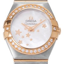 Omega Constellation Quartz 123.25.24.60.05.002 2014 occasion