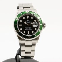 Rolex Submariner Date 16610LV 2005 pre-owned