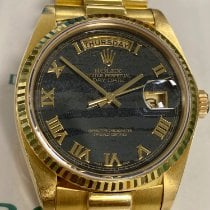 Rolex Day-Date 36 new 1983 Automatic Watch with original box and original papers 18038
