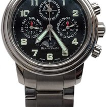 Blancpain Léman Fly-Back 2585F-1130-71 pre-owned
