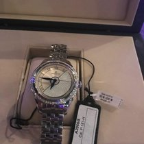 Perrelet Women's watch New Diamond Flower 31.75mm Automatic new Watch with original box and original papers