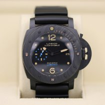 Panerai Carbon 47mm Automatic PAM 00616 pre-owned
