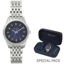 Nautica Women's watch 36mm Quartz new Watch with original box and original papers