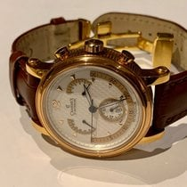 Charmex Goud/Staal 42mm Quartz Retrograde S 2795 tweedehands