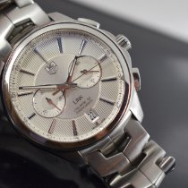 TAG Heuer Link Calibre 16 Steel 43mm Silver