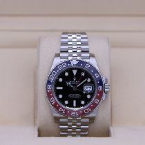 Rolex GMT-Master II Steel 40mm Black No numerals United States of America, Tennesse, Nashville