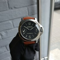 Panerai Luminor Marina Сталь 44mm Чёрный Aрабские Россия, Saint-Petersburg