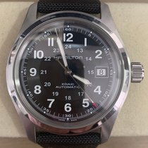 Hamilton Steel 38mm Automatic H704450 pre-owned Singapore, Singapore