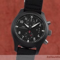 IWC Pilot Chronograph Top Gun Titan 46mm Crn