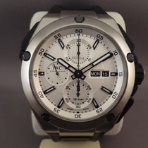 IWC Ingenieur Double Chrono Titan 386501 / 45mm