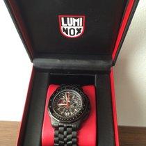 Luminox Титан 48 mmmm Кварцевые Raptor Chronograph Watch подержанные