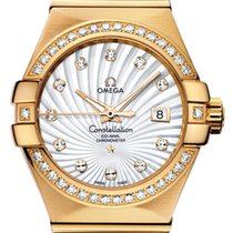 Omega Constellation Co-Axial Automatic 31mm 123.55.31.20.55.002