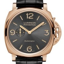Panerai Or rouge Remontage automatique 45mm nouveau Luminor Due