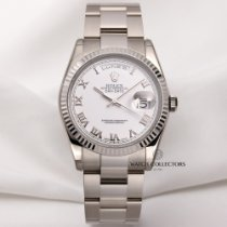 Rolex Day-Date 36 new 2000 Automatic Watch with original box and original papers 118239