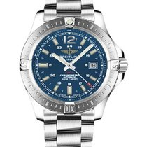 Breitling A1738811.C906.173A Colt Mens 44mm Automatic in Steel...