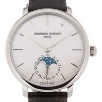 Frederique Constant Manufacture Slimline Moonphase FC-703S3S6 2020 nouveau