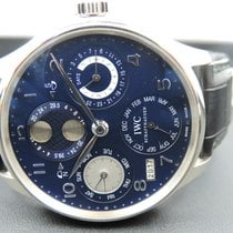 IWC Portuguese Perpetual Calendar IW503203 New White gold 44.2mm Automatic