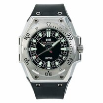 Linde Werdelin 46mm Automatic 2010 pre-owned Black