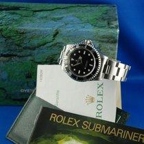 Rolex Submariner (No Date) Box & Paper
