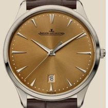 Jaeger-LeCoultre Master Ultra Thin Date new 2017 Automatic Watch with original box and original papers 1288430