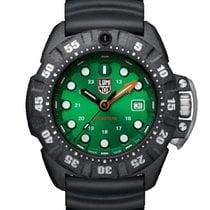 Luminox Carbon 45mm Quartz XS.1567 LUMINOX SEA Cassell Dive Nero Blu 45mm new