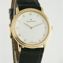 Blancpain Yellow gold 33mm Automatic pre-owned