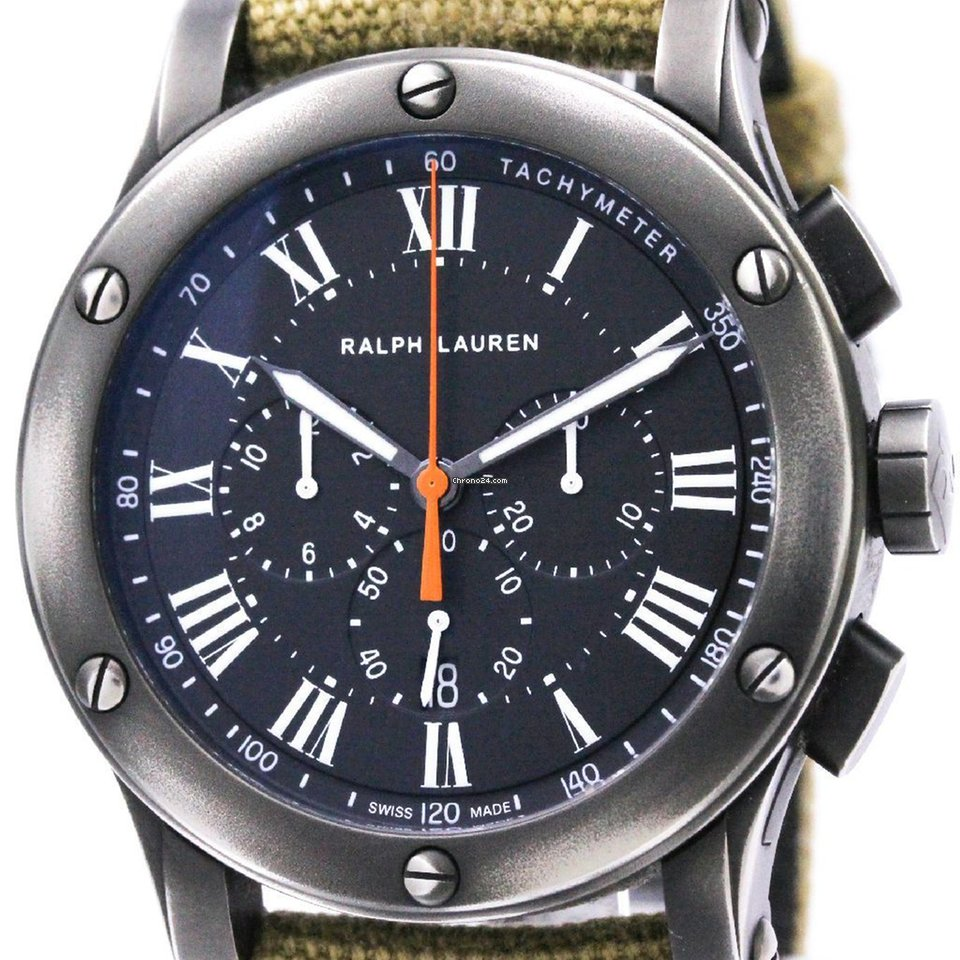 8ed351b7fe1a Ralph Lauren watches - all prices for Ralph Lauren watches on Chrono24