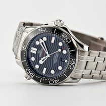 Omega Seamaster Diver 300 M Steel 42mm Black No numerals United States of America, Virginia, Williamsburg