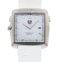 TAG Heuer Professional Golf Watch occasion 36.5mm Acier