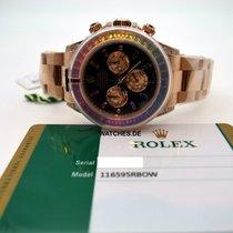 Rolex 116595RBOW Aur roz Daytona 40mm