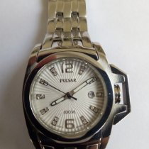 Pulsar Staal 29mm Quartz 990050 tweedehands